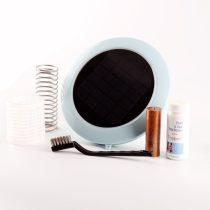 Napelemes Medence Ionizáló - Algásodás gátló szer helyett, Algairtó, Medence kezelő, Vízkezelő